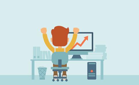 Produtividade na cobrança de clientes inadimplentes